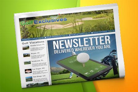 Golf-Exclusives-Newsletter