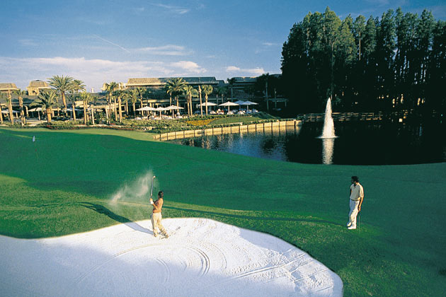 Saddlebrook Golf Vacations