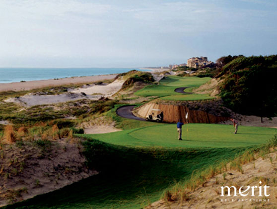 Amelia Island Golf Vacations