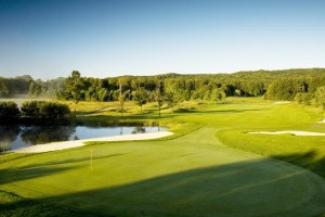 The Donald Ross Memorial course at Boyne Highlands Resort - Harbor Springs, Michigan. Photo courtesy of Boyne Highlands Resort.