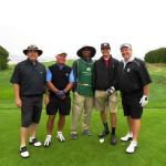 The Golfest gang at Blackwolf Run in Wisconsin during Golfest 2012.
