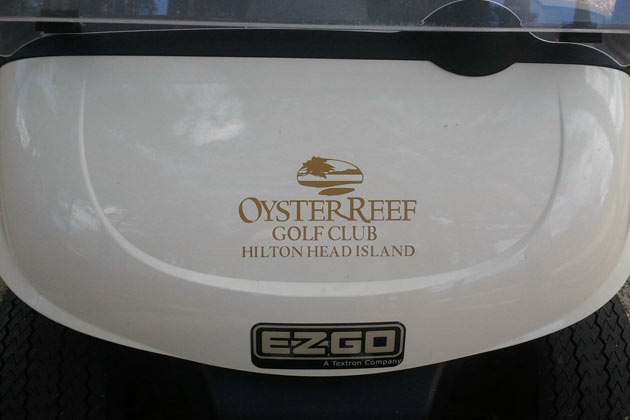 Hilton Head Oyster Reef Golf