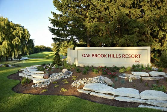 Oak brook Hills Resort Golf