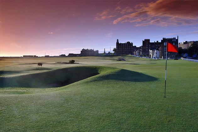 Old St Andrews Golf Vacations