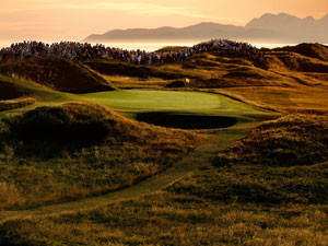 Open Championship at Royal Troon