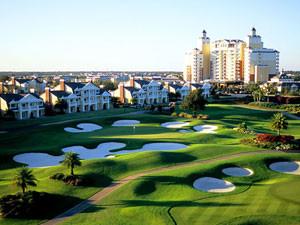 Reunion Golf Resort near Orlando Florida
