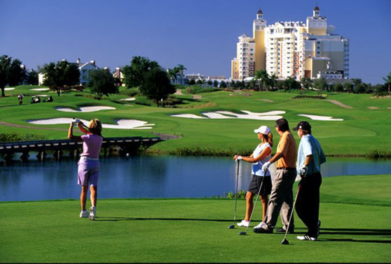 Reunion Resort Golf Vacations