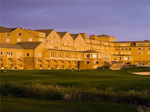 Ritz Carlton Half Moon Bay golf