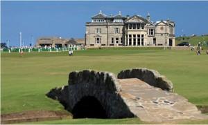 Scotland Old Course Golf