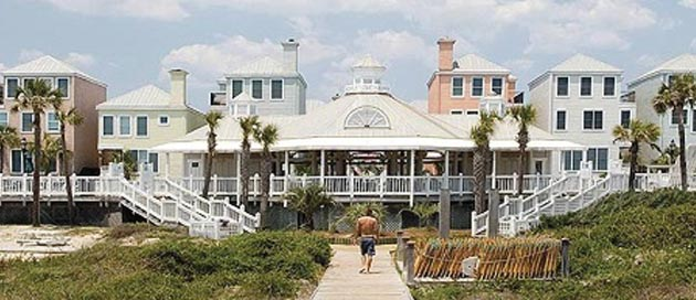 Wild Dunes Golf Vacation - SC Charleston