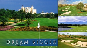 orlando fl golf vacations 28.5383° N, 81.3792° W
