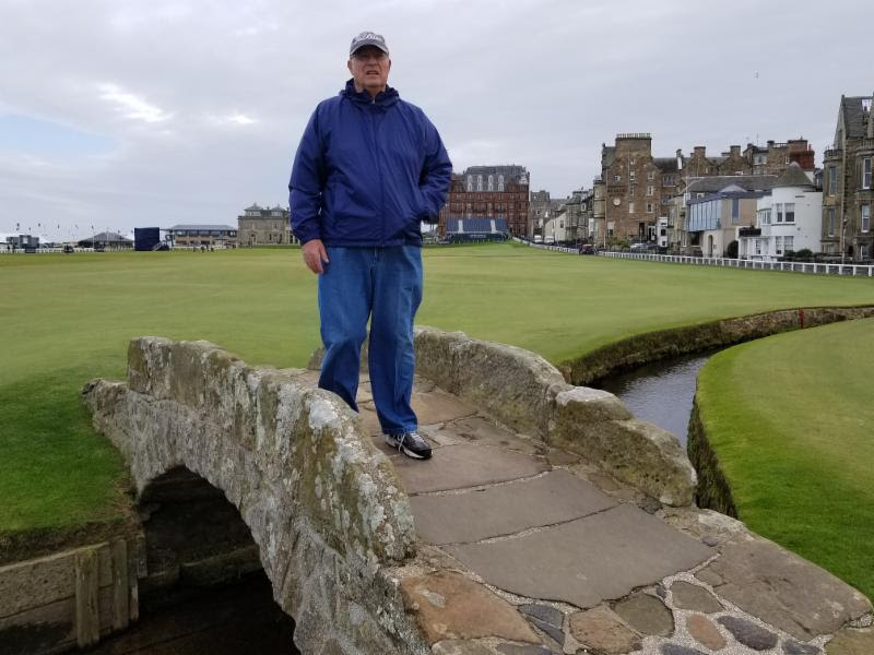 St Andrews Scotland Golf Resort Vacation Packages 56.3398° N, 2.7967° W