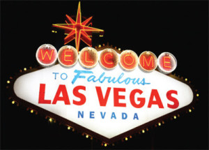 Las Vegas golf resort 36.1699° N, 115.1398° W