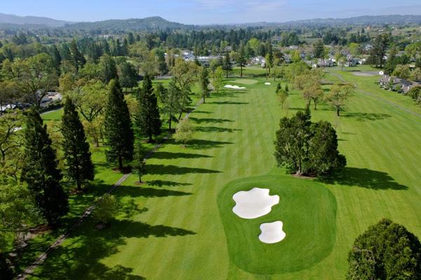 napa golf vacations 38.2975° N, 122.2869° W