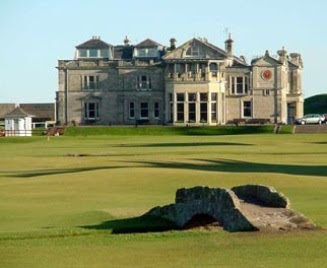 st andrews golf vacations 56.3398° N, 2.7967° W