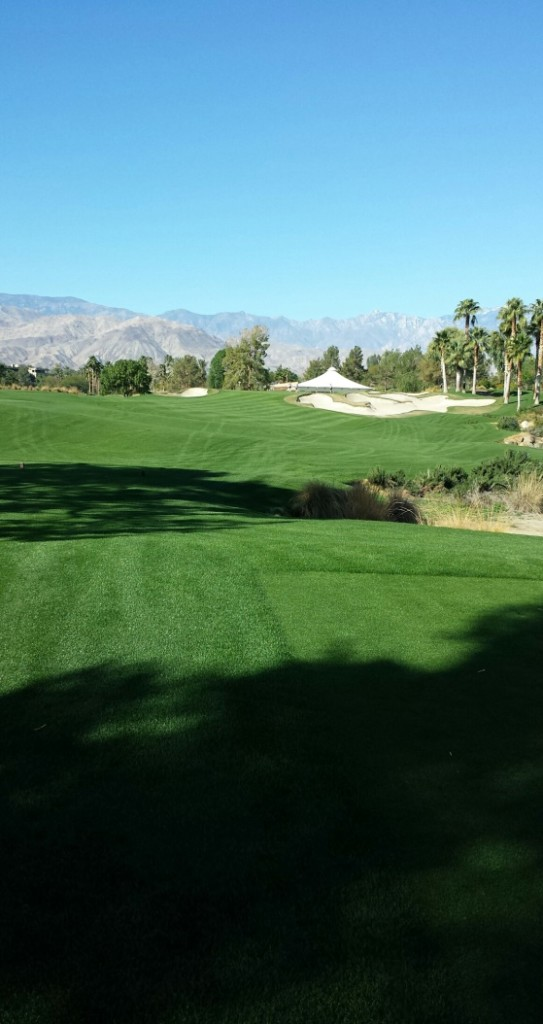 Hyatt Regency Indian Wells Vacation Golf
