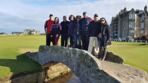 st andrews Golf vacations