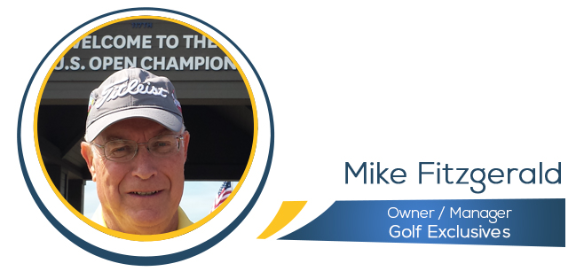 Mike Fitzgerald - Golf Exclusives